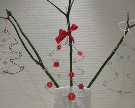 Marsha Valk | Kerstboomhangers // PDF met werkbeschrijving
