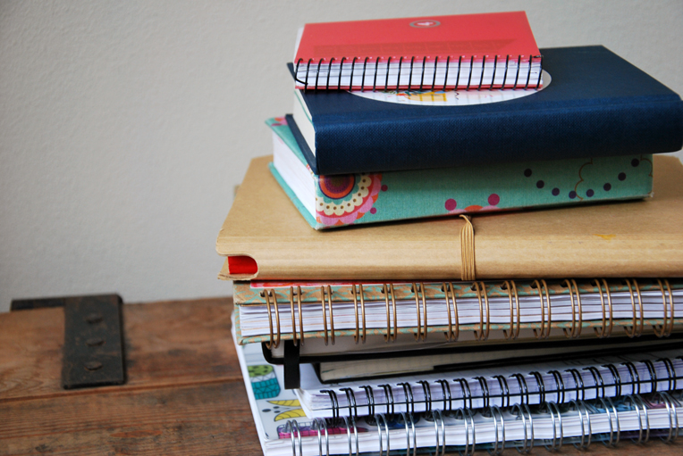 Marsha Valk Notebooks