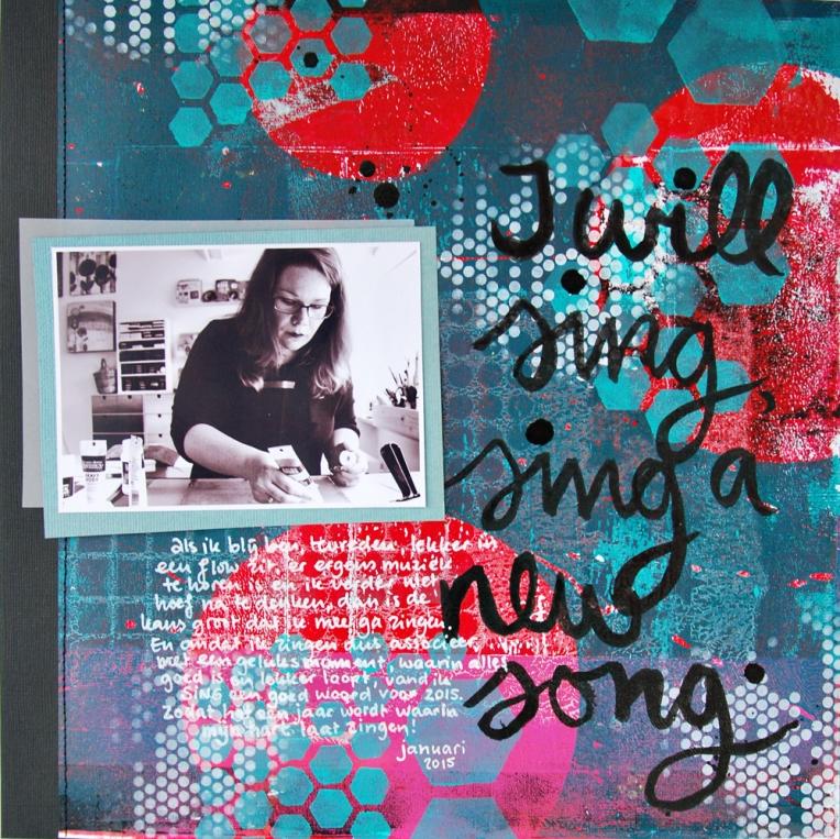 Marsha Valk | OLW: Sing