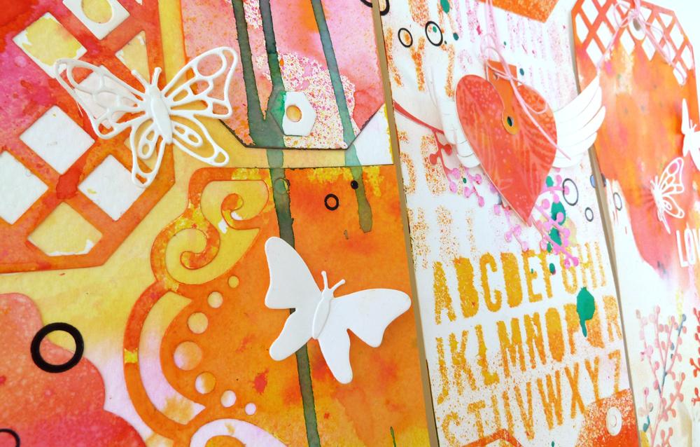 Marsha Valk | Elizabeth Craft Designs - Designer Challenge: Tags & More