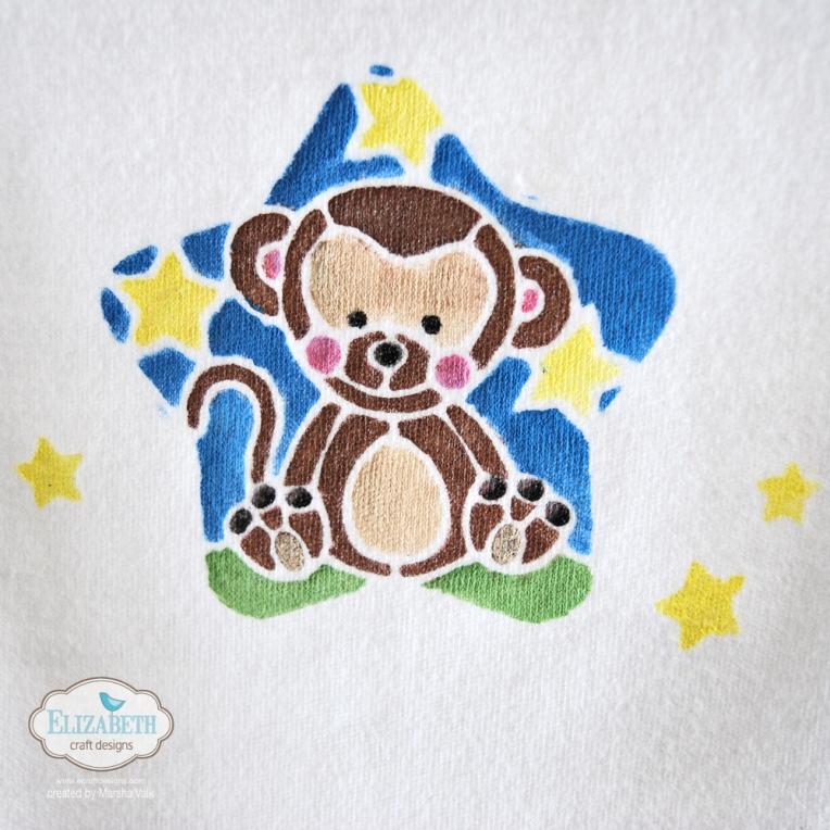 Marsha Valk | Elizabeth Craft Designs: Designer Challenge Baby Theme