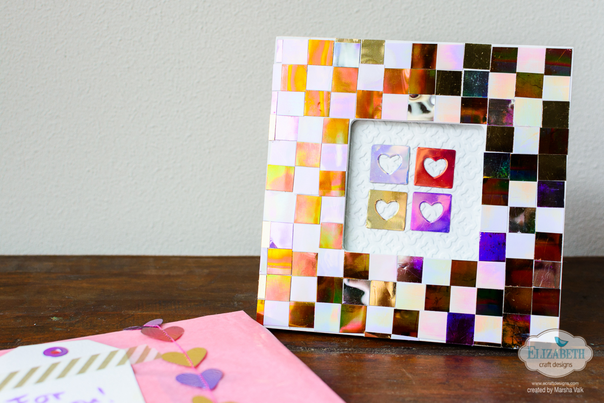 Elizabeth Craft Designs | Ways with… Shimmer Sheetz – Marsha.