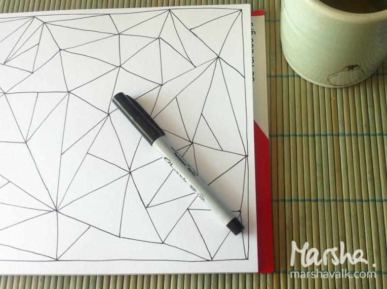 Marsha Valk | Inspired by: Inlays