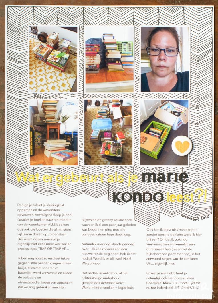 Marsha Valk | Inspired by: Deko // scrapbook page
