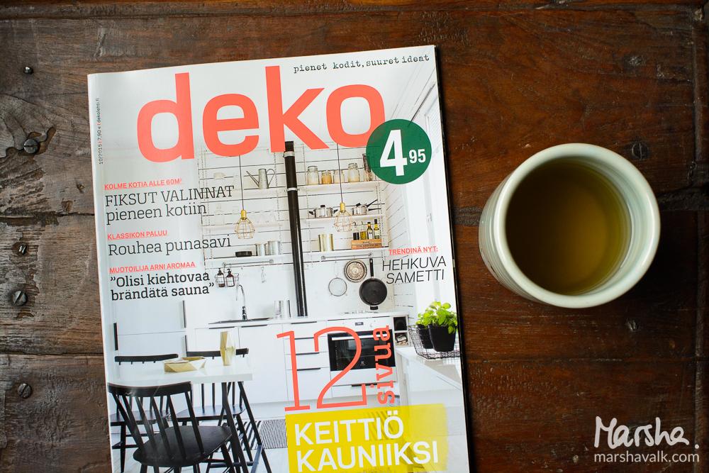 Marsha Valk | Inspired by: Deko