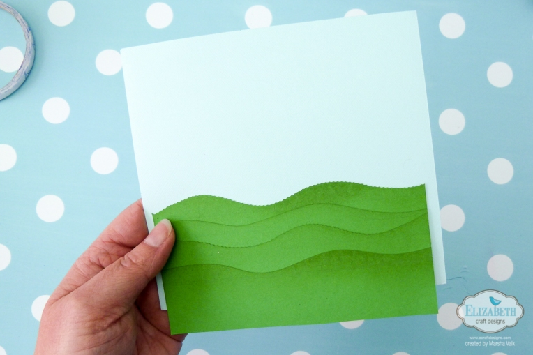 Marsha Valk   Elizabeth Craft Designs: Fly with me to the Rainbow // Shadow Box Frame