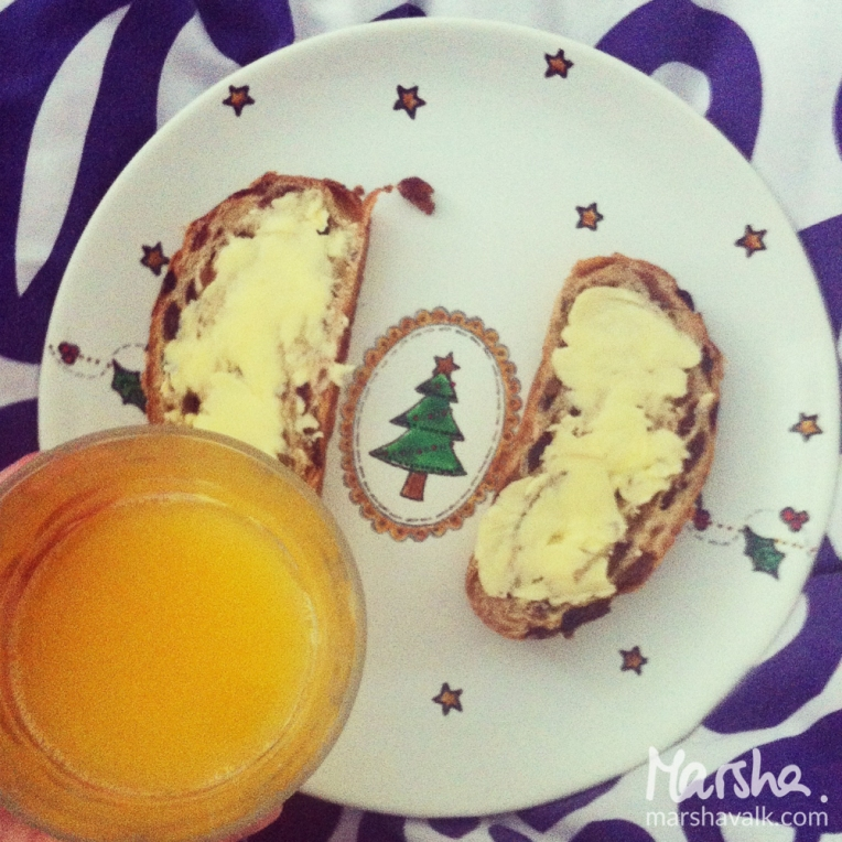 Marsha Valk | Inspired by: Festive Food