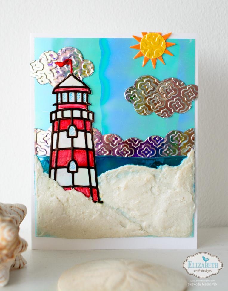 Elizabeth Craft Designs Marsha