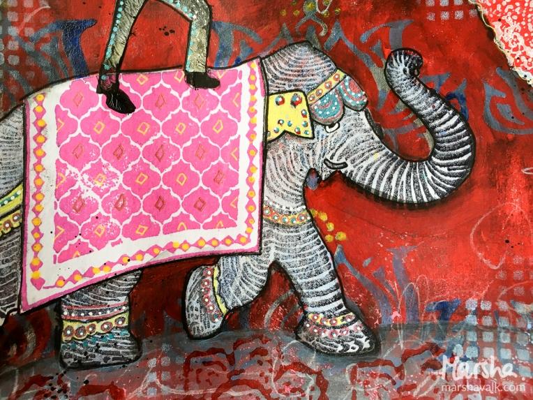 Marsha Valk | n*Studio Creative Squad: Stampendous Blog Hop