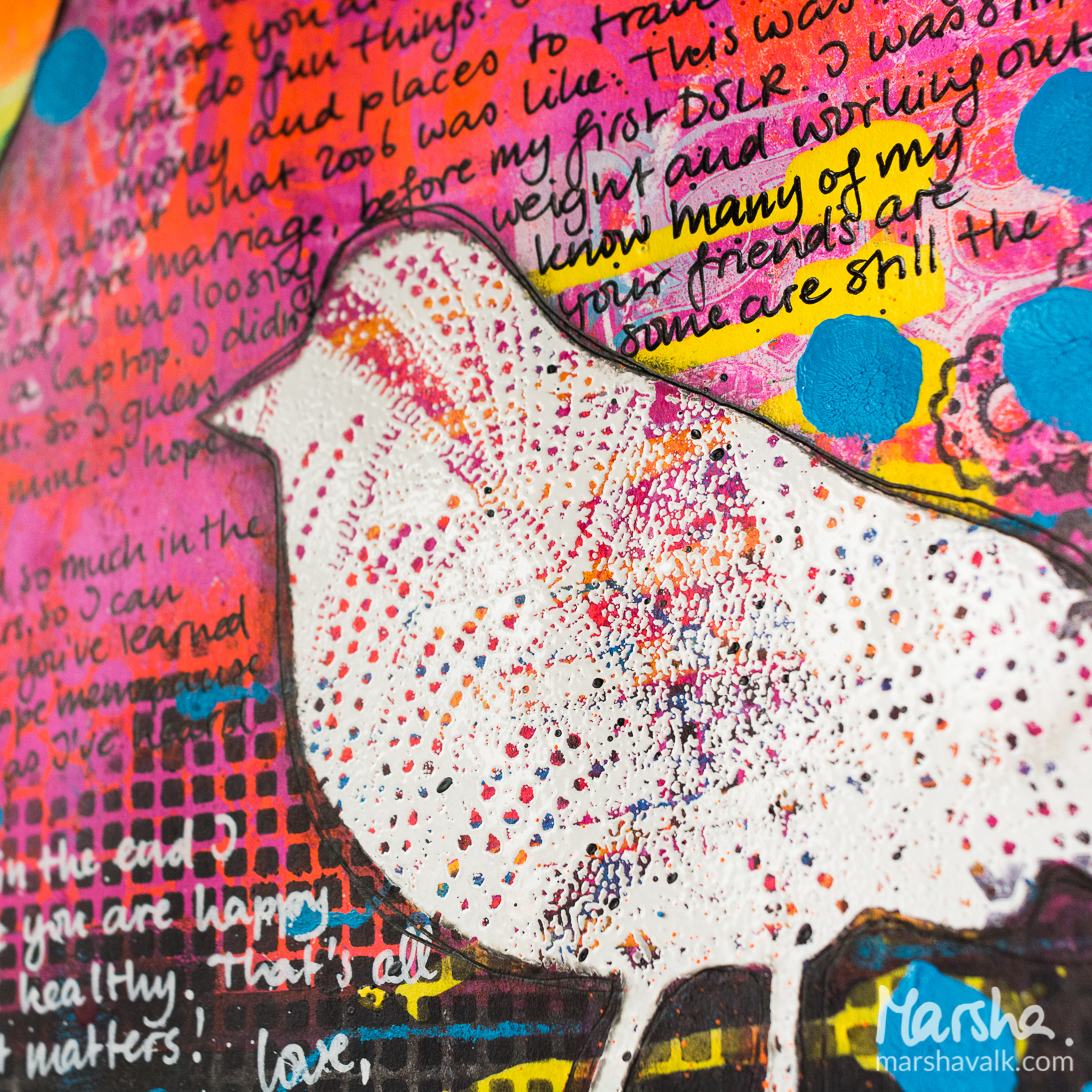Marsha Valk | n*Studio Squad: Letter to my Future Self
