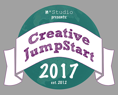 Let's jump! It's not to late to join Creative JumpStart 2017! (aff. link)