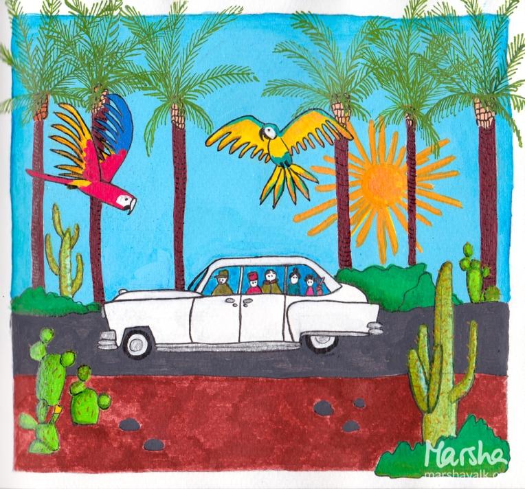 Marsha Valk   Inspired by: Abeltje