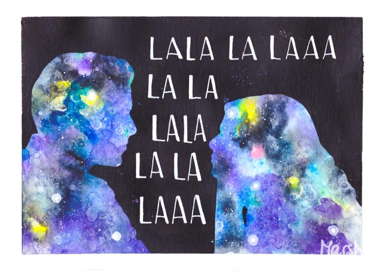Marsha Valk   Inspired by: La La Land