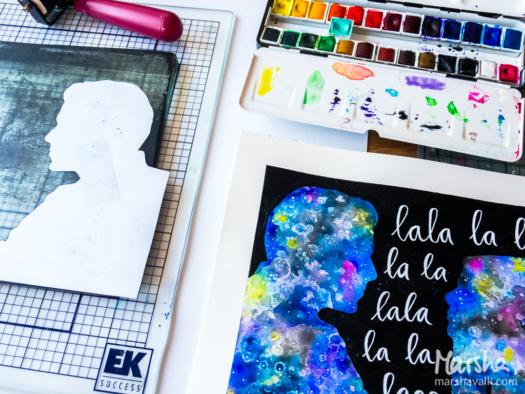 Marsha Valk | Inspired by: La La Land
