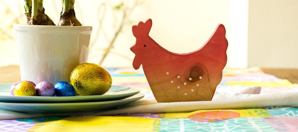 Marsha Valk | Gelli Arts®: Easter Table Runner