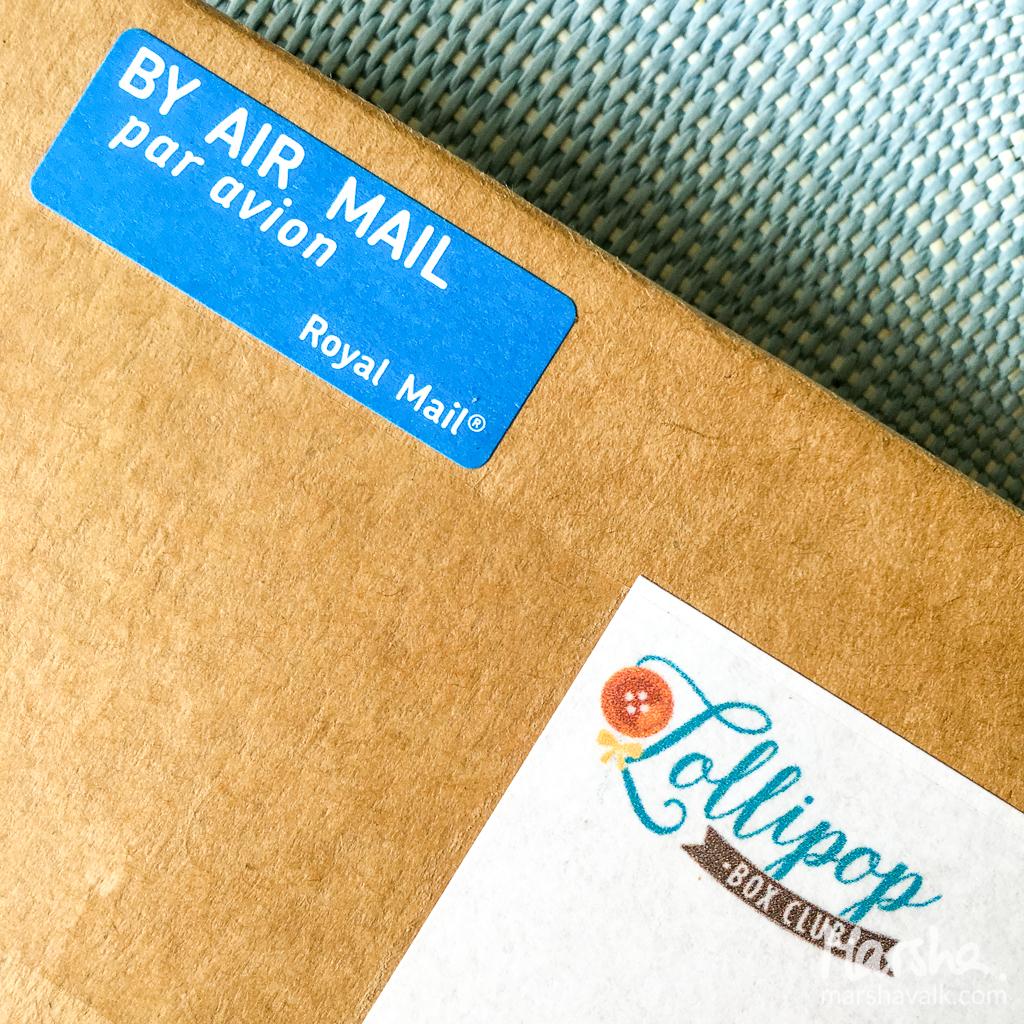 Marsha Valk | Inspired by: Lollipop Box Club