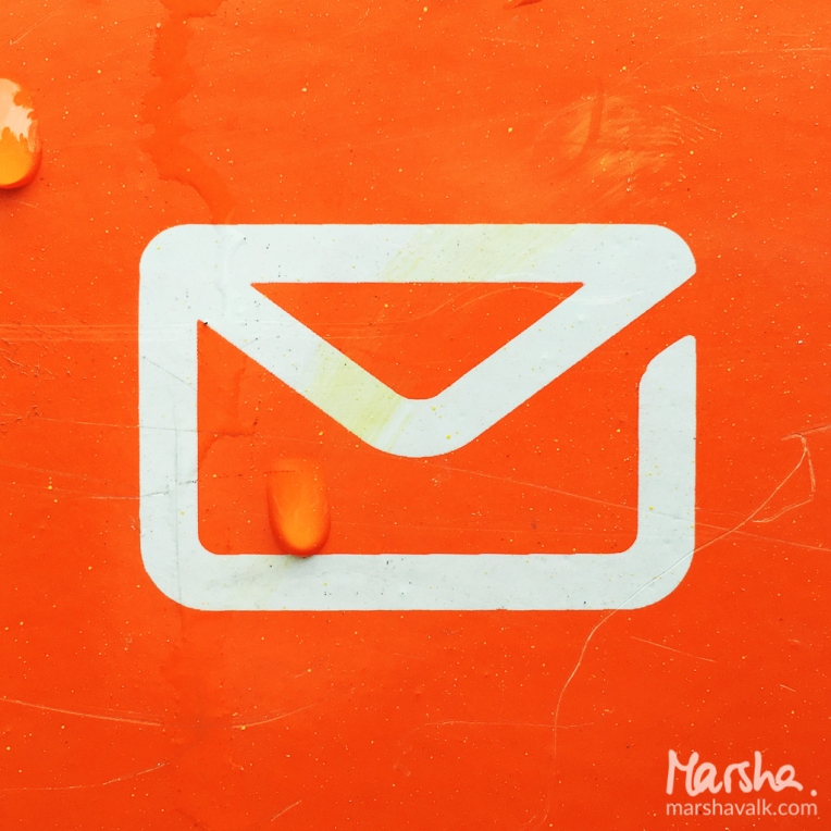 Marsha Valk | Artful Adventures: 4 Mailbox
