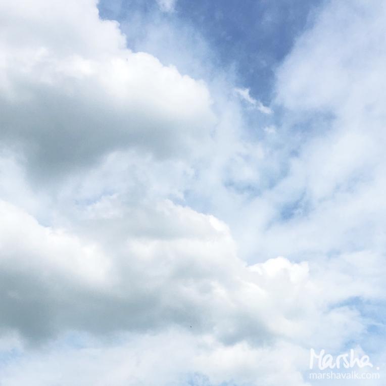 Marsha Valk | Artful Adventures: 7 Sky