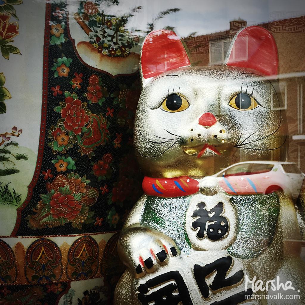 Marsha Valk | Artful Adventures: 5 Shiny