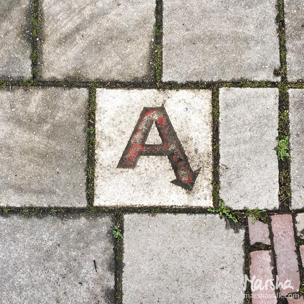 Marsha Valk | Artful Adventures: 8 Ground