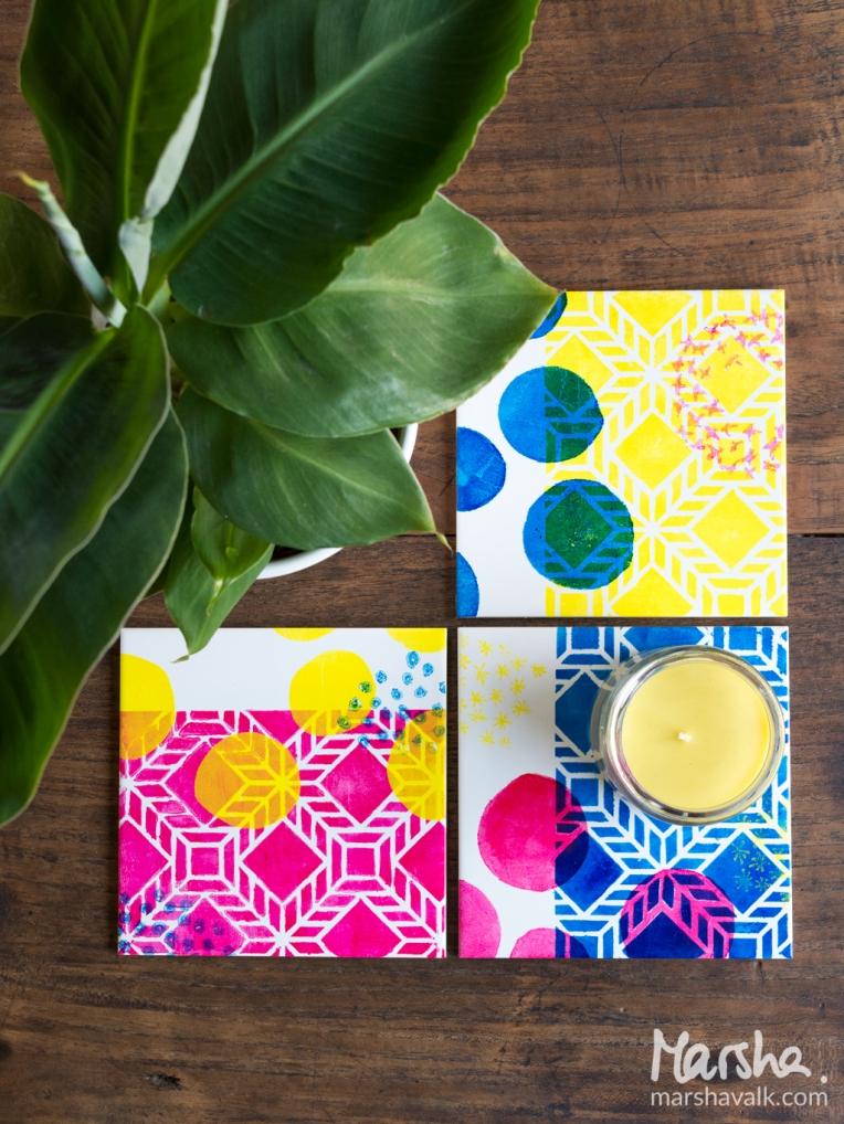 Marsha Valk   n*Studio: Pattern Lovers Love Patterns