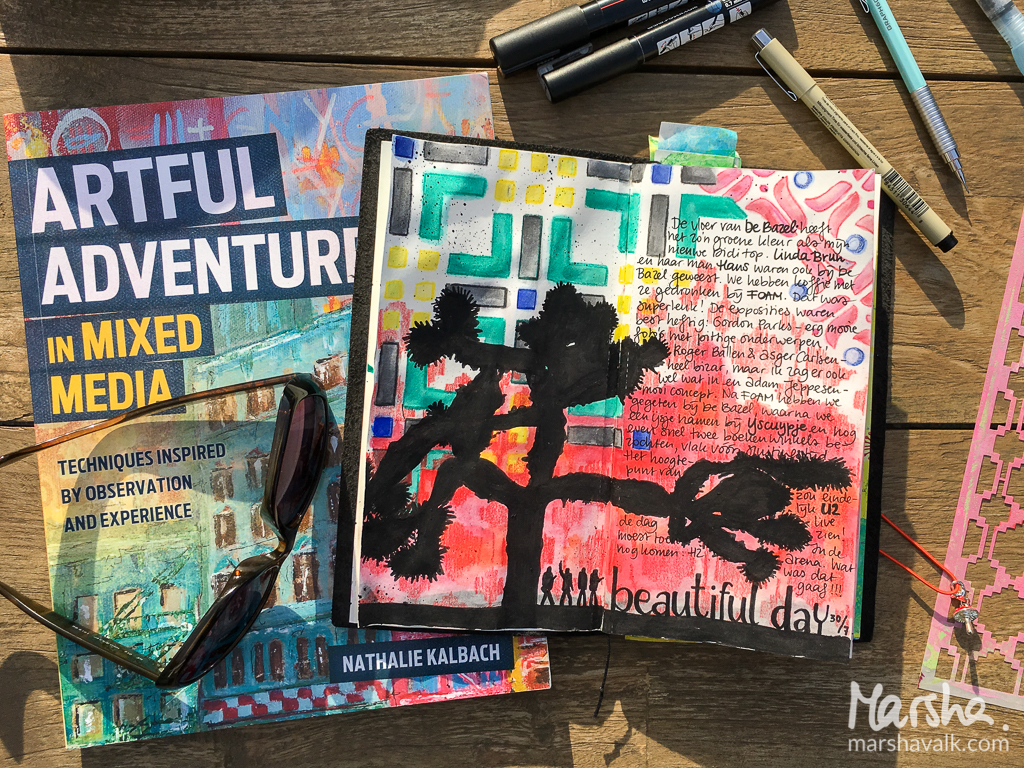 Marsha Valk | n*Studio: Artful Adventures // BeautifulDay