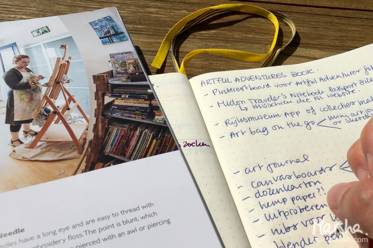 Marsha Valk   Inspired By: Artful Adventures in Mixed Media