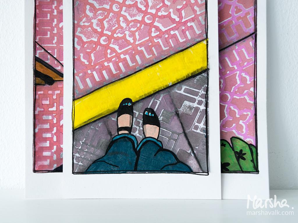 Marsha Valk | n*Studio: Vacation Mode