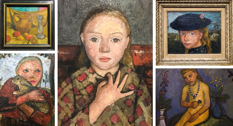 Marsha Valk | Inspired by: Modersohn-Becker-1