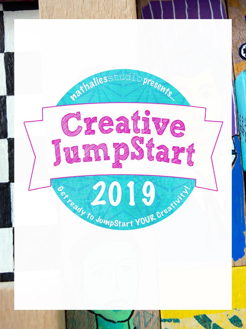 Marsha Valk | Creative JumpStart 2019
