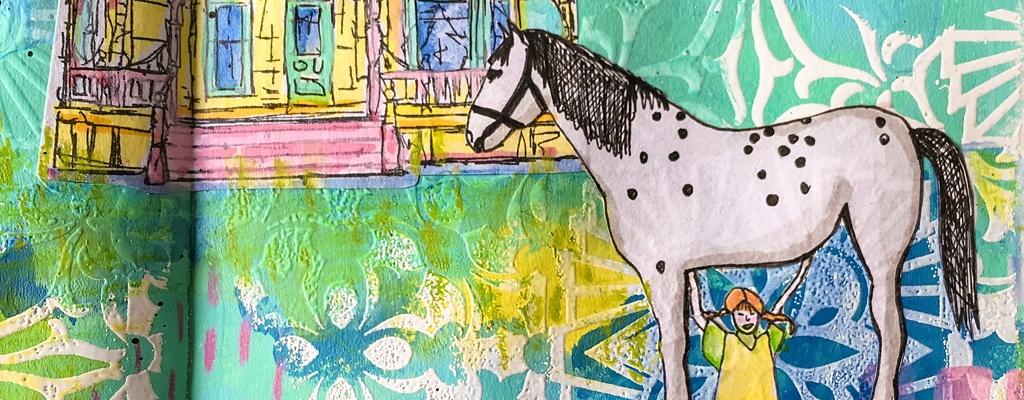 Marsha Valk | n*Studio: Pastel Dreams