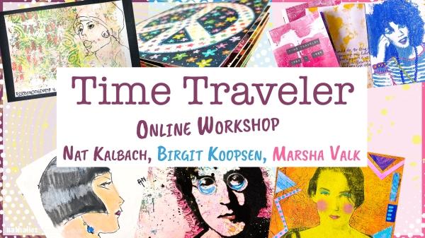 Time Traveler - Online Workshop Kalbach Koopsen Valk