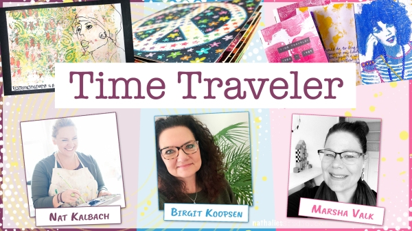 Time Traveler - Online Workshop Kalbach Koopsen Valk