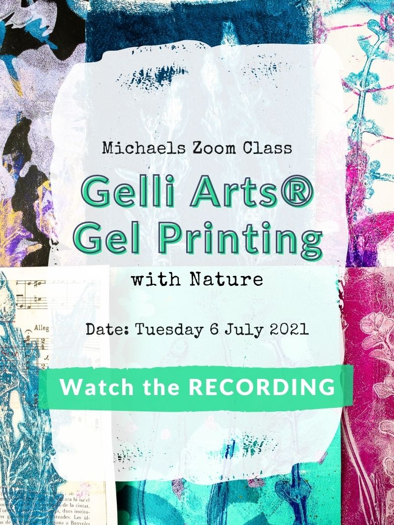 July Michaels Zoom Class Recording